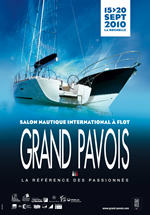 Grand pavois de La Rochelle : salon nautique international du 15 au 20 septembre 2010